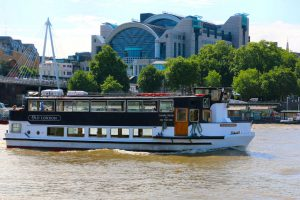 Old London from Thames Cruises