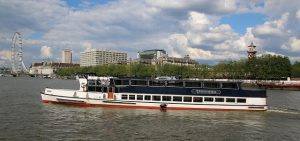 Viscountess, one of the Thames Cruises fleet